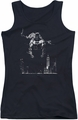 Batman juniors tank top Dirty City black