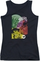Batman juniors tank top Gotham Sirens black