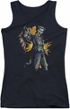 Joker juniors tank top Joker Bang black
