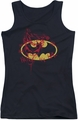 Joker juniors tank top Graffiti black