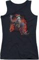 Joker juniors tank top Ave black