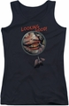 Joker juniors tank top Looking Good black