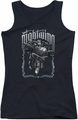 Nightwing juniors tank top Biker black