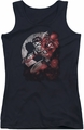 Batman juniors tank top Robin Spotlight black