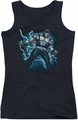 Batman juniors tank top Stormy Bane black