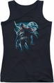 Batman juniors tank top Stormy Knight black