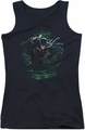 Batman juniors tank top Surprise black