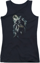 Batman juniors tank top The Knight black