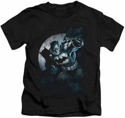 Batman kids t-shirt Batman Spotlight black
