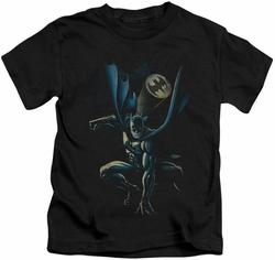 Batman kids t-shirt Calling All Bats black