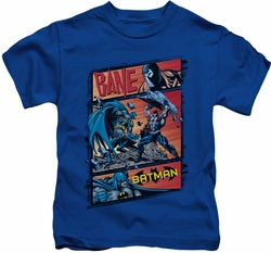 Batman kids t-shirt Epic Battle royal