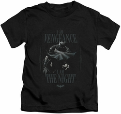 Batman kids t-shirt I Am black