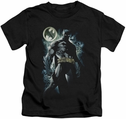 Batman kids t-shirt The Knight black