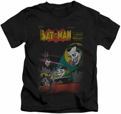 Batman kids t-shirt Wrong Signal black