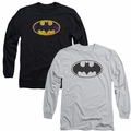 Batman Logo adult long-sleeved shirts