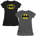 Batman Logo juniors t-shirts