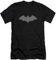 Batman Logo slim-fit t-shirt 52 Black mens black