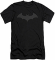 Batman Logo slim-fit t-shirt Hush Logo mens black