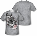 Batman mens full sublimation t-shirt Ace
