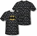 Batman mens full sublimation t-shirt Caped Crusader Repeat