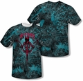 Batman mens full sublimation t-shirt Carpe Nocturn
