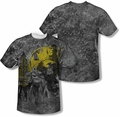 Batman mens full sublimation t-shirt Dark City