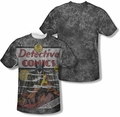 Batman mens full sublimation t-shirt Detective Comics #31 Cover