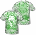Batman mens full sublimation t-shirt Joker In The Wild