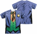 Batman mens full sublimation t-shirt Joker Uniform