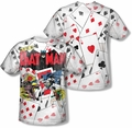Batman mens full sublimation t-shirt Number 11 All Over