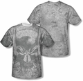 Batman mens full sublimation t-shirt Rooted Bat Skull