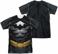 Batman mens full sublimation t-shirt Uniform