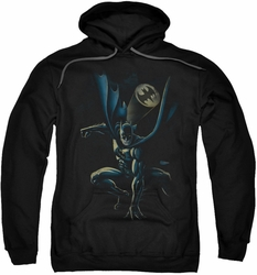 Batman pull-over hoodie Calling All Bats adult black