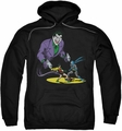 Batman pull-over hoodie Detective #69 Cover adult black