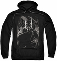 Batman pull-over hoodie Detective 821 Cover adult black