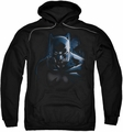 Batman pull-over hoodie Don't Mess With The Bat adult black