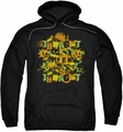 Batman pull-over hoodie Halloween Knight Sounds adult black