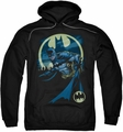 Batman pull-over hoodie Heed The Call adult black