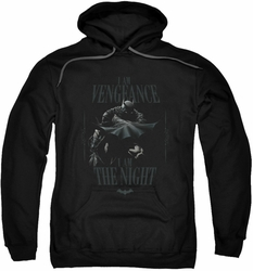 Batman pull-over hoodie I Am adult black