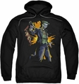 The Joker pull-over hoodie Joker Bang adult black
