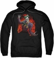 The Joker pull-over hoodie Ave adult black