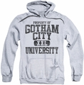 Batman pull-over hoodie Property Of GCU adult athletic heather