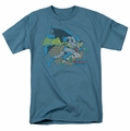 Batman Robin Duo DC Originals mens t-shirt