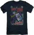 Joker slim-fit t-shirt #251 Distressed mens navy