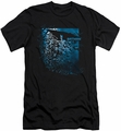 Batman slim-fit t-shirt Bat Among Bats mens black
