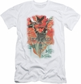 Batman slim-fit t-shirt Batwoman #1 NEW 52 mens white