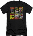 Batman slim-fit t-shirt Bm Covers mens black