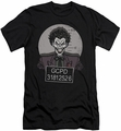 Joker slim-fit t-shirt Busted! mens black