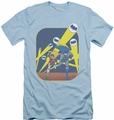 Batman slim-fit t-shirt Detective #164 Cover mens light blue