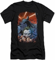 Batman slim-fit t-shirt Detective Comics #1 NEW 52 mens black